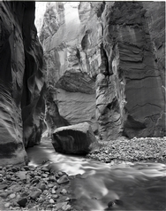 Zion Narrows Rock 049